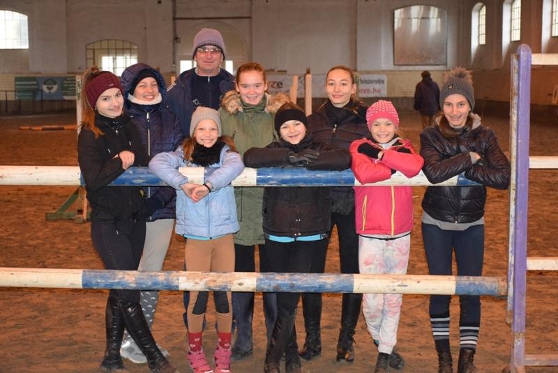 Nyitott lovarda program-Rezgő Zoltán edzőtábor